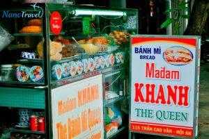 10 Tiệm bánh mì Hội An siêu HOT