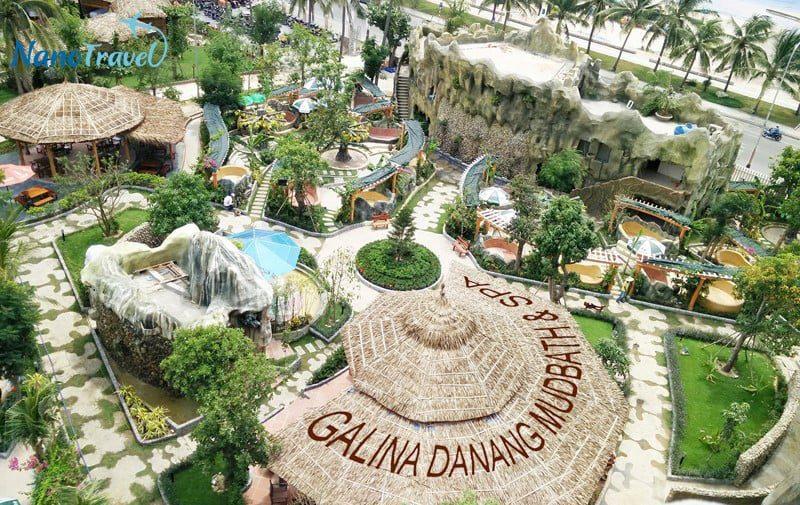Galina Mud Bath & Spa – Địa điểm Tắm bùn khoáng tại Đà Nẵng