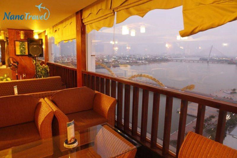 Cafe Sân thượng Green Plaza