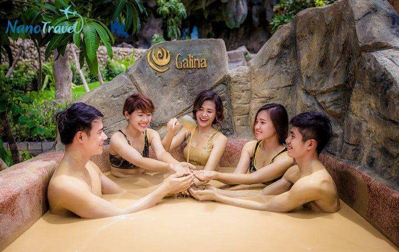 Review tắm bùn galina đà nẵng