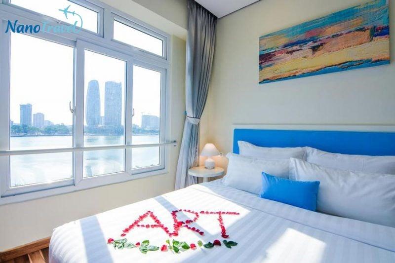 Art  được nhiều người quan tâm khi đến với Đà Nẵng trong mùa du lịch
