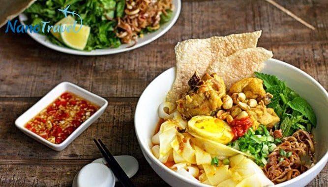 Mỳ quảng Đà Nẵng – Món ăn ngon Đà Nẵng