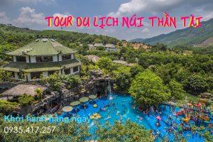 Tour Núi Thần Tài 1 ngày giá rẻ trọn gói