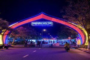 Review chợ đêm Sơn Trà