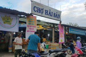 Chợ Hải Sản Đà Nẵng Nổi Tiếng nên ghé qua
