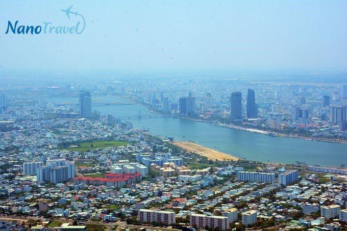 bay ngắm cảnh Đà Nẵng