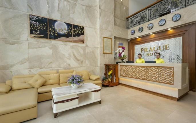 Khách sạn Prague Đà Nẵng – khách sạn 4 sao gần biển