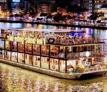 Vé du thuyền sông Hàn cực rẻ