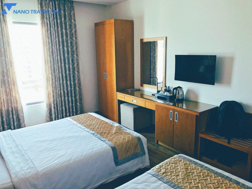 Phòng khách sạn Grand Sunrise 2 Đà Nẵng