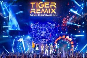 Đại Nhạc Hội Tiger Remix Đà Nẵng 2020 Vào Cổng Tự Do
