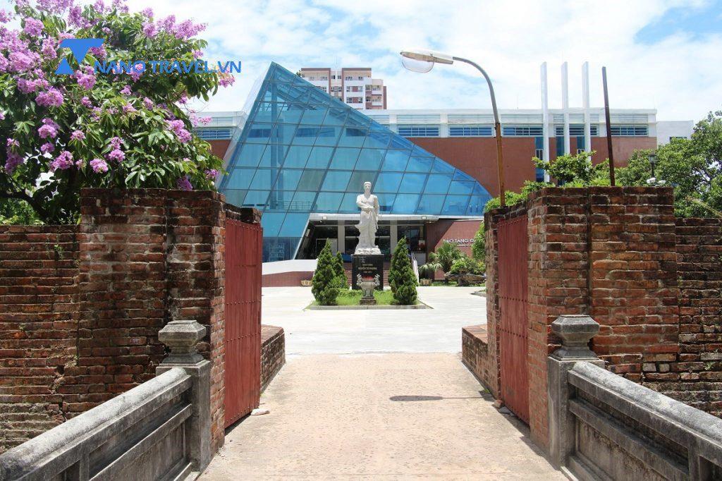 Miễn phí tham quan Bảo tàng Đà Nẵng